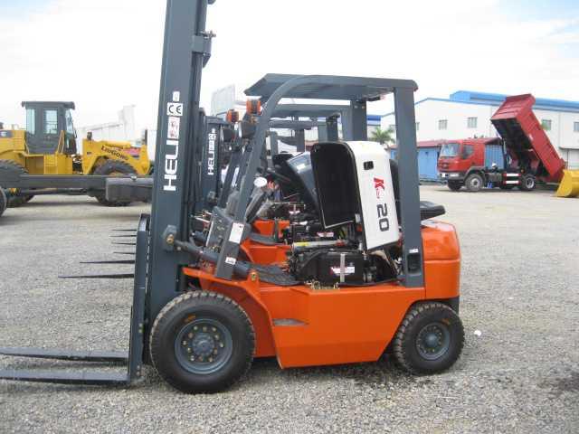 Xe nâng CPCD15- 1,5 tấn