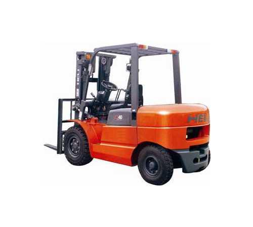 Xe nâng Diesel Heli CPCD40- 4 tấn