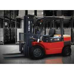 Xe nâng Diesel Heli CPCD45- 4,5 tấn