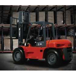 Xe nâng Diesel Heli CPCD80- 8 tấn