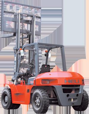 Xe nâng Diesel Heli CPCD90- 9 tấn