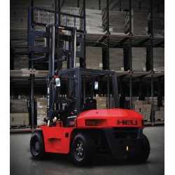 Xe nâng Diesel Heli CPCD100- 10 tấn