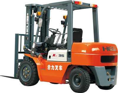 Xe nâng CPCD25- 2,5 tấn