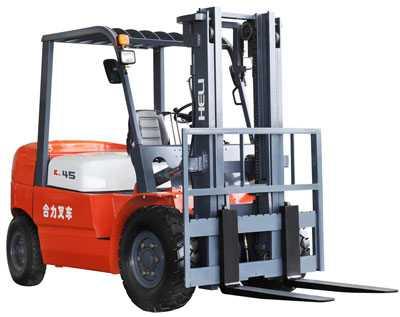 Xe nâng CPCD45- 4,5 tấn