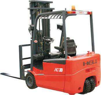 Xe nâng điện Heli CPD20- 2 tấn