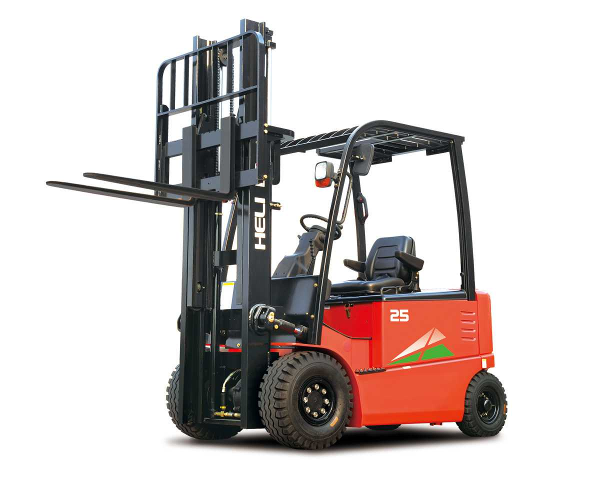 Xe nâng điện Heli CPD25- 2,5 tấn