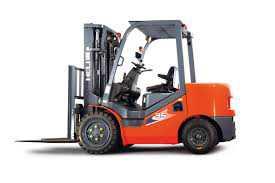 Xe nâng Diesel Heli CPCD35- 3,5 tấn