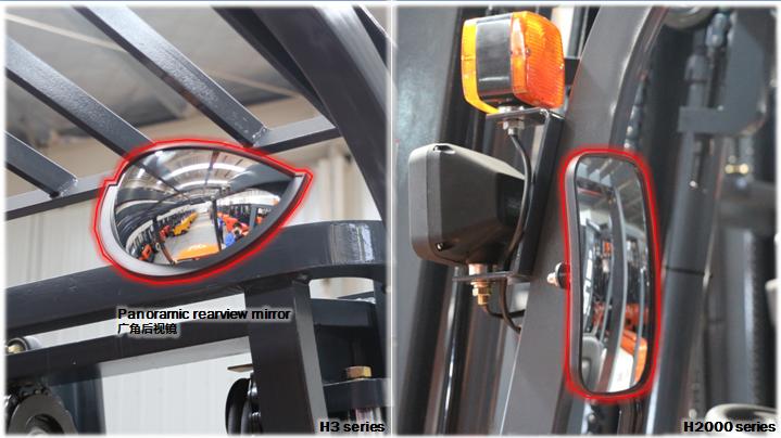 Động cơ Volvo xe nâng heli 20-25 tấn